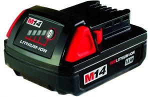 Аккумулятор MILWAUKEE M14 B 1,5 Ач 4932352665 ― MILWAUKEE
