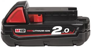 Аккумулятор MILWAUKEE M18 B2 2 Ач 4932430062 ― MILWAUKEE
