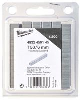 Скобы для степлера 1200 шт MILWAUKEE 4932459145