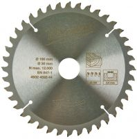 Пильный диск 190x30x40Z MILWAUKEE 4932459544