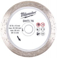 Алмазный диск DHTS 76 mm - 1pc MILWAUKEE 4932464715
