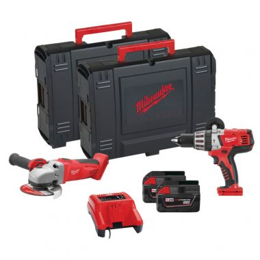 Набор MILWAUKEE HD28 Pack H-502X 4933448548 ― MILWAUKEE