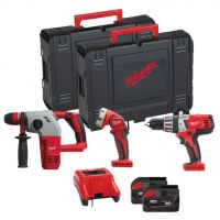 Набор MILWAUKEE HD28 Pack G-502X 4933448970