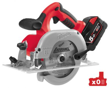 Циркулярная пила MILWAUKEE M28 HD28 CS-0 4933419022 ― MILWAUKEE