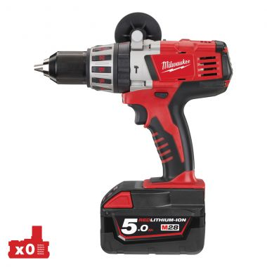Дрель ударная MILWAUKEE M28 HD28 PD-0X 4933431646 ― MILWAUKEE