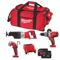 Набор MILWAUKEE HD28 Pack D-502В 4933448547