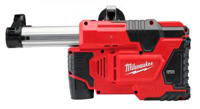 Система пылеудаления MILWAUKEE M12 DE-201C для перфораторов 4933440500