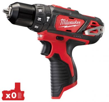 Дрель ударная MILWAUKEE M12 BPD-0 4933441950 ― MILWAUKEE