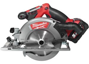 Циркулярная пила MILWAUKEE M18 FUEL CCS55-502C 4933448155 ― MILWAUKEE