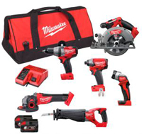 Набор MILWAUKEE M18 FUEL CPP6A-502B 4933448340