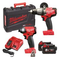 Набор MILWAUKEE M18 FUEL FPP2A-502X 4933451075