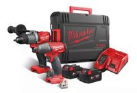 Набор инструментов MILWAUKEE M18 FUEL™ FPP2C2-502X 4933464270