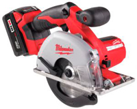 Циркулярная пила MILWAUKEE M18 HD18 MS-402B по металлу 4933441390