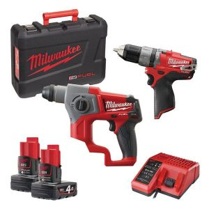 Набор MILWAUKEE M12 CPP2B-402C 4933447479 ― MILWAUKEE
