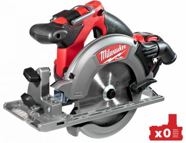 Циркулярная пила MILWAUKEE M18 FUEL CCS55-0 4933446223 ― MILWAUKEE