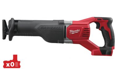 Сабельная пила MILWAUKEE M18 HEAVY DUTY SAWZALL® M18 BSX-0 4933447275 ― MILWAUKEE