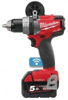 Дрель - шуруповерт MILWAUKEE M18 FUEL ONEDD-502X ONE-KEY 4933451149