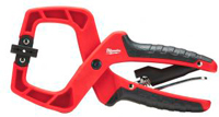 "Ручной зажим MILWAUKEE STOP LOCK™ Spring clamp 4"" 48223024"